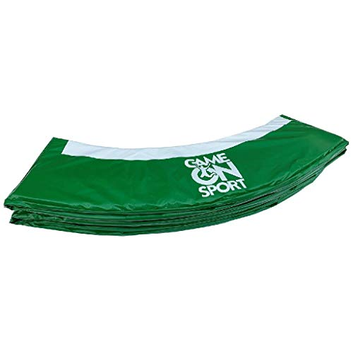 Game On Sport Pad 366 Green Rand Trampolinerand, Groen, 366Cm Diameter