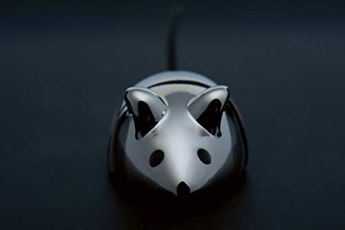 Lesezeichen Maus aus Metall - 4