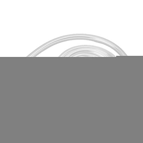 JUNESUN 2 m transparante zachte sanitaire slangen PVC buis 9.5X12.7mm pijp waterpomp flexibele buis voor computer PC waterkoeling