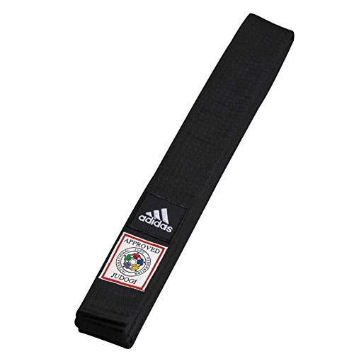 Adidas Judo IJF - Cinturón negro