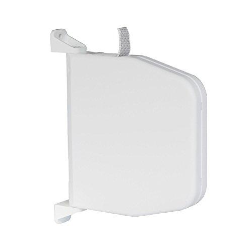 Rolladen Gurtwickler weiß mini Scharniersystem mit 5 m Gurt