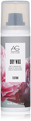 AG Hair Texture Dry Wax Matte Finishing Mist, 1.5 oz