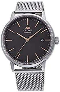 ORIENT: Mechanical Contemporary Watch, Metal Strap - 40.0mm (RA-AC0E05N)