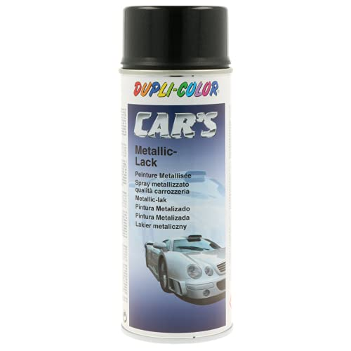 DUPLI-COLOR 706875 CAR\'S schwarz matt 400 ml