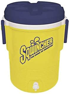 Cooler, Plastic, 5 gal, 13-1/2 in Diameter
