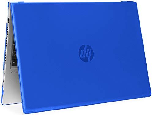 mCover Hartschale für HP ProBook 450/455 G6 Serie 2019 15,6 Zoll (Nicht kompatibel mit älteren HP ProBook 450/455 G1 / G2 / G3 / G4 / G5 Serie) Notebook PC blau
