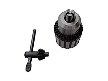 Drill Press Chuck Fits - Central Machinery Rj3-16L Drill Press - 5/8 Inch Heavy Duty Keyless Drill Chuck - Replacement Drill Chuck - Made in the USA
