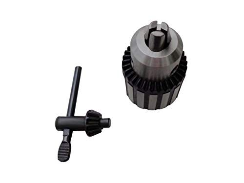 Drill Press Chuck Fits - Craftsman 71318 Drill Press - 5/8 Inch Heavy Duty Keyless Drill Chuck - Replacement Drill Chuck - Made in the USA