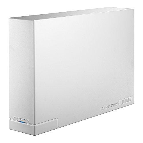 アイ・オー・データ機器 USB 3.0/2.0対応 外付ハードディスク ホワイト 2TB HDCL-UT2.0WC