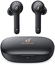 Anker Soundcore Life P2 True Wireless Earbuds with 4 Microphones, CVC 8.0 Noise Reduction, aptX Audio, Graphene Driver, USB C, 40H Playtime, IPX7 Waterproof, Wireless Earphones for Work, Home Office