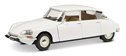 SOLIDO- Coche en Miniatura de colección, 1800705, Color Blanco