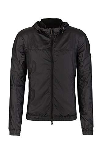 Armani Jeans Blouson, Farbe:schwarz, Größe:48
