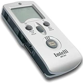 Intelli IMT-301 Metronome and Tuner with Temperature/Hygrometer Meter