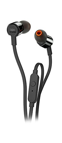 JBL T210 Auricolari In-Ear, Nero