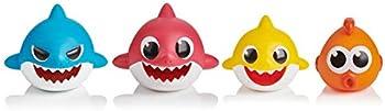4-Pack WowWee Pinkfong Baby Shark