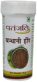 Patanjali Bandhani Hing 10GM (Pack of 5)