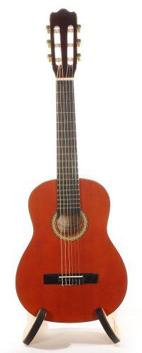 Ashton Klassische Gitarre mit Accessoires 1/4-Größe, klassisch natur