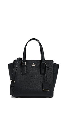Kate Spade New York Women's Small Hayden Tote Bag, Black, One Size