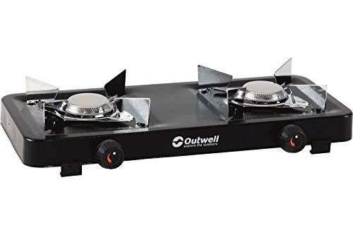 Outwell Appetizer 2-Kocher Gaskocher, Black, One Size