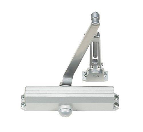 PS7500ST x 689 Aluminum NORTON DOOR CLOSERS Hydraulic Door Closer,Alum,Push