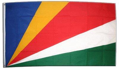Flagge Seychellen - 90 x 150 cm [Misc.]