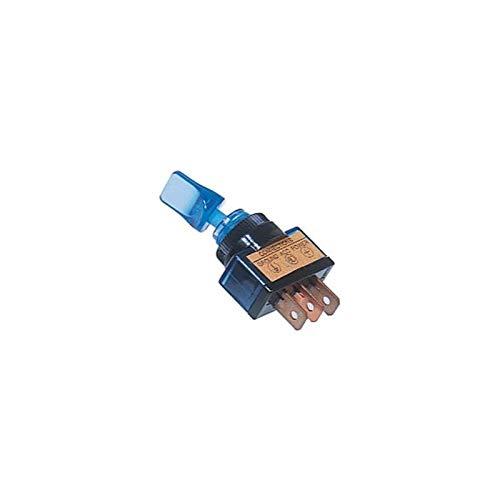 Interrupteur Lumineux Bleu - ADNAuto