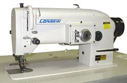 Read About Consew 146RB Single-Needle, Walking-Foot Zigzag Machine Stitch Type-3A w/Table and Motor ...