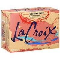 La Croix Weekly update Sparkling Water Grapefruit 12 by LaC New popularity FZ of Pack 2