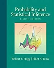Probability and Statistical Inference 8th (eighth) edition