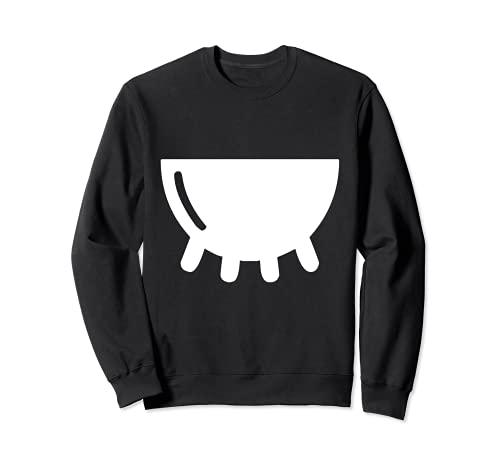Kuh-Euter. Sweatshirt