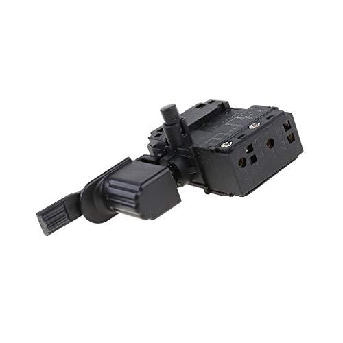 QIANGU Interruptor de gatillo, interruptor de control de velocidad de taladro manual y de marcha atrás interruptor interruptor de disparador Kit