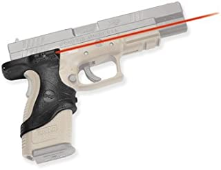 Crimson Trace LG-446 Lasergrips Red Laser Sight Grips for Springfield Armory XD Pistols