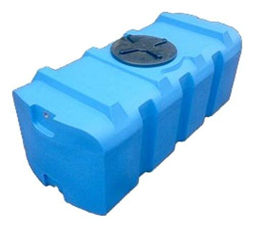 Depósito de agua de 500 l, depósito de agua potable, depósito de agua fresca, depósito de almacenamiento de agua.