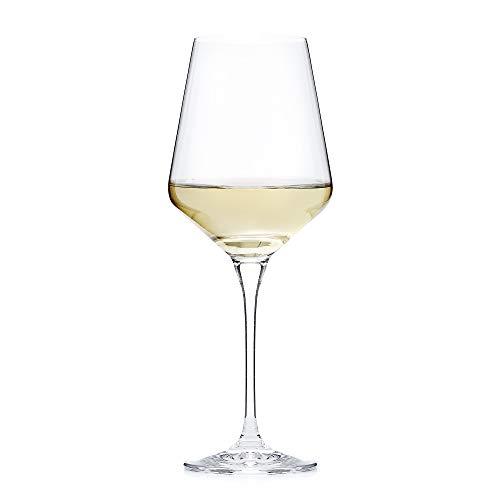 Copas de vino (Vino Blanco Juego de 1)