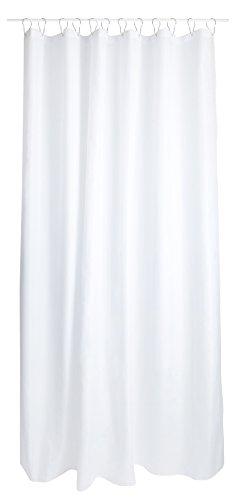 Zone Denmark Shower Curtain White 200x180