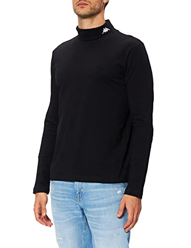 Kappa Jaio Camiseta, Caviar, XL para Hombre