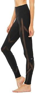 0afe89b823e1b Alo Yoga High-Waist Laced Legging For Women - Black