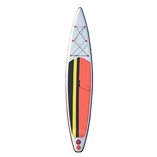 Tabla De Paddle Surf Hinchable,Unisex Tabla SUP Paddleboard Kit,Stand Up Paddle Board,15 CM De Espesor,Kayak,Almohadilla Integrada,Accesorios Completos,385 * 71 * 15Cm