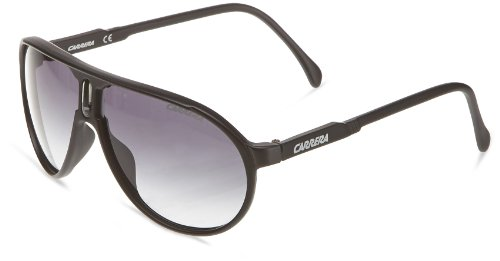 Carrera Champion, Gafas de sol Aviador Unisex, Negro (MTT BLACK), 62 mm