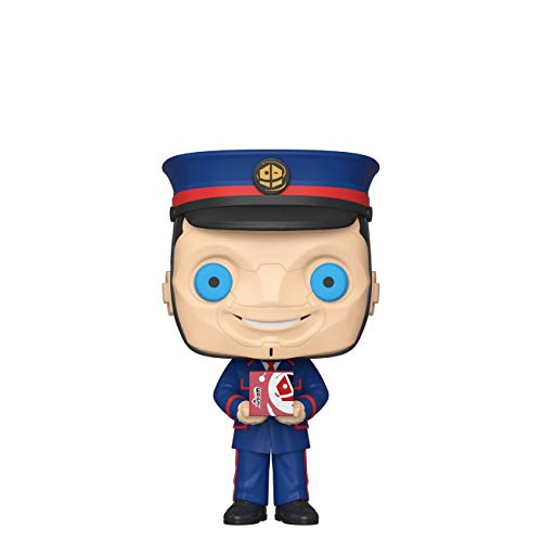 Funko Doctor Who - Pop TV: The KERBLAM Man