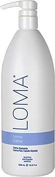 Loma Hair Care Calming Crème 33.8 Fl Oz