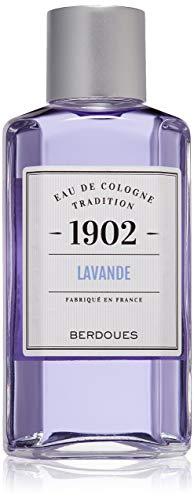 Berdoues 1902 Lavender Eau De Cologne Tradition Splash 8.3 Fl Oz