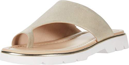 Donald J Pliner Women's Slide Sandal, Platino, 8.5