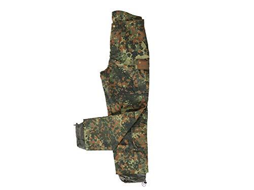 BE-X Frontier One Tactical BDU Hose TBDU, Flecktarn, mit Einschüben für Kniepolster XL