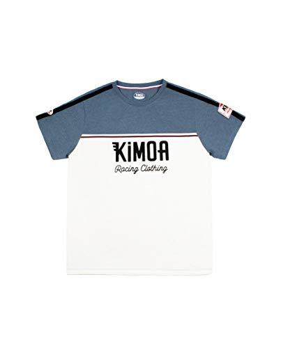 Kimoa Camiseta S Curves, Unisex Adulto, Beige, XXL