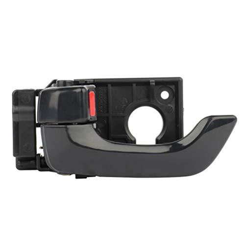 LUJUNTEC Interior Front Driver Side Door Handle Replacement fit for 2003-2008 for Hyundai Tiburon