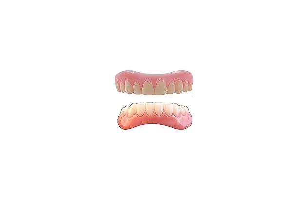 Amazon com : Instant Smile Veneer Set with Medium Top Set of
