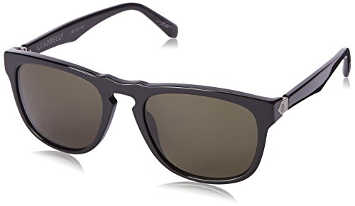 Electric Leadbelly Wayfarer Sunglasses, Gloss Black, 54 mm