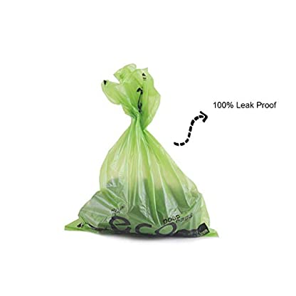 PET N PET Dog Poo Bags 720 Counts Dog Waste Bags With Dispenser Biodegradable Poop Bag Rolls 3