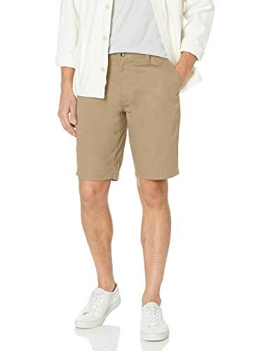 RVCA Men's Chino Short, Khaki, 29